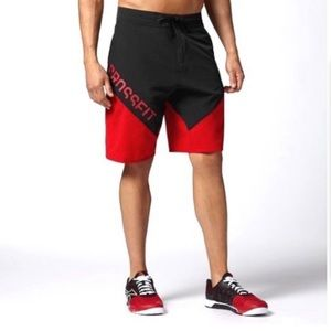 Bermuda shorts men Crossfit Cordura Training